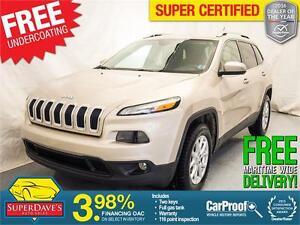2015 Jeep Cherokee North 4X4 *Warranty*