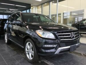 2012 Mercedes-Benz M-Class ML 350 BLUETEC, AWD, NAVI