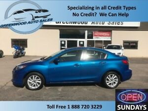 2013 Mazda Mazda3 GS-SKY! PRICED TO MOVE! FINANCE NOW!