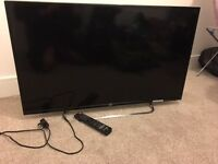 "42"" JVC Tv with 3 hdmi port and 1 USB port"