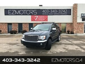 2008 Chrysler Aspen Limited/4X4/low kms/dvd/5.7l hemi