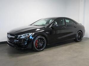 2017 Mercedes-Benz CLA45 AMG - LEASE TAKEOVER