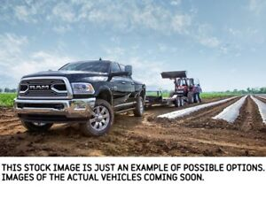 2018 Ram 2500 New Car SLT 4x4|Diesel|MegaCab|6.3'Box|Luxury,Blac