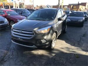 2017 Ford Escape SE 1OWNER CAMERA BLUETOOTH NOACCIDENT CERTIFIED