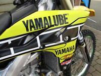 YAMAHA YZF 250 2010 MX MOTOCROSS OFFROAD BIKE