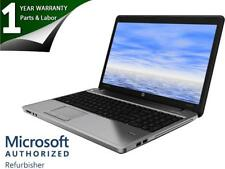"HP 4440s 14.0"" Laptop Intel Core i5 3rd Gen 3210M (2.50 GHz) 320 GB HDD 4 GB Mem"