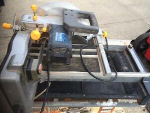 HOC - 10 in. 2.5 HP TILE AND BRICK SAW + FREE SHIPPING + 30 DAY WARRANTY