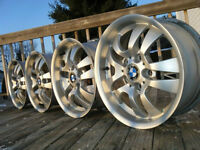 4 beau mags 16'' bmw 5x120