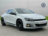 2017 Volkswagen Scirocco 1.4 Tsi Bluemotion Tech Gt Black Edition 3Dr Coupe Petr