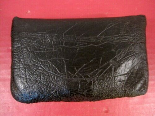 Civil War Union Leather Non-Regulation Cartridge Box w/Tin Insert - Original