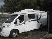 2012 SWIFT BESSACARR E540, ONE OWNER, LOW MILEAGE, 2 BERTH MOTORHOME FOR SALE