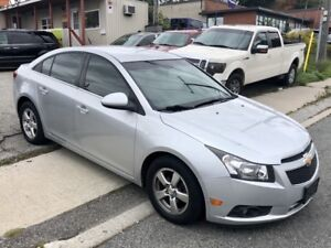 2012 Chevrolet Cruze LT Turbo+ w/1SB|1 Owner|Excellent Condition