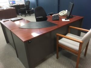 Office Furniture and Telephone System