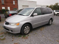 2003 Honda Odyssey 1600$ First come fisrt serve