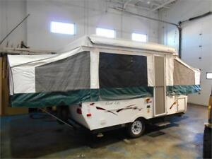 WOW! Palomino 10 Tent Trailer in Mint Condition  $4900. (AS IS)