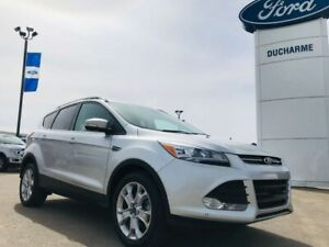 2015 Ford Escape Titanium, LOADED! 1.9% Financing! $198 Bi-Weekl