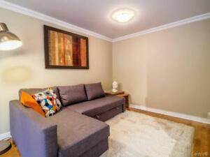 ***Beautiful 5 1/2 apartment for rent*** Available now