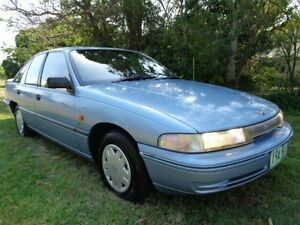 1992 Holden Commodore VP Executive Blue Metallic 4 Speed Automatic Sedan Chermside Brisbane North East Preview