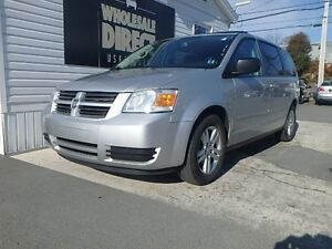 2010 Dodge Grand Caravan MINIVAN SE STOW AND GO 7 PASSENGER