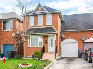 Bright And Beautiful End Unit Home In Brampton X4952974 JN16
