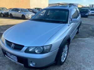 2004 Holden Adventra VY II LX8 Silver 4 Speed Automatic Wagon Hoppers Crossing Wyndham Area Preview