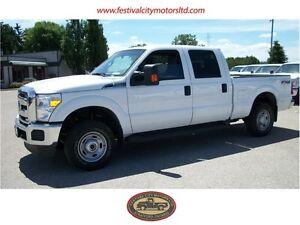 2015 Ford F-250 Crew Cab Short Box 4x4 | CERTIFIED