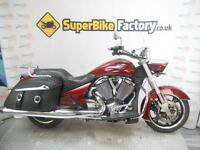 2013 63 VICTORY CROSS COUNTRY CROSS ROADS