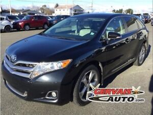 Toyota Venza V6 AWD Cuir Toit Panoramique MAGS 2013