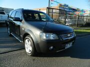 2007 Ford Territory SY Ghia (4x4) 6 Speed Auto Seq Sportshift Wagon Williamstown North Hobsons Bay Area Preview