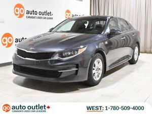 2017 Kia Optima *ONE OWNER NO ACCIDENTS* LX+; Heated Seats/Steer