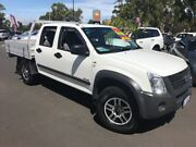 2007 Holden Rodeo RA MY07 LX Crew Cab White 5 Speed Manual Cab Chassis Bunbury Bunbury Area Preview