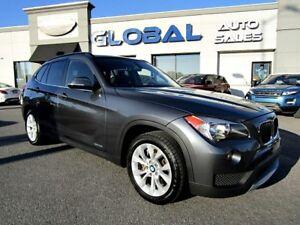 2013 BMW X1 xDrive35i 6 CYL. 300 HP .  LEATHER PANOR. ROOF