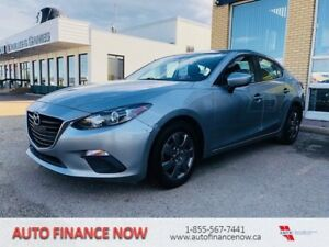 2015 Mazda MAZDA3 4dr GS CHEAP PAYMENTS INSTANT CREDIT CALL