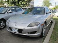 2004 Mazda RX-8 GT Custom Exhaust Leather Sunroof