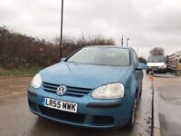 VOLKSWAGEN GOLF 1.6 SE FSI 5dr FULL SERVICE HISTORY ONLY 1 PREVIOUS OWNER