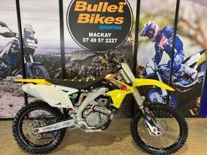 SUZUKI RM-Z450 2017 MODEL Mackay Mackay City Preview
