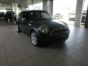 2007 Mini Cooper R53 Upgrade II S Green 6 Speed Manual Hatchback Thornleigh Hornsby Area Preview