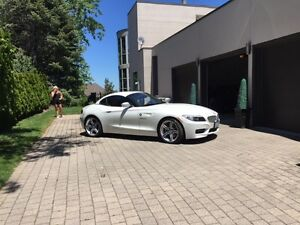 2011 BMW Z4 S drive 35 IS Convertible
