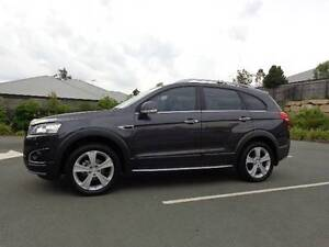 2014 Holden Captiva AWD Wagon Top of the Line LTZ Model Springwood Logan Area Preview