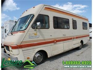 "1986 FLEETWOOD BOUNDER 26DB  ""As Is"""