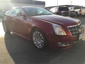 2011 Cadillac CTS Coupe Premium (JUST 74,000 kms) AWD