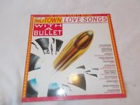 Vinyl LP Motown Love Songs – Various Artists Motown WL 72169 Stereo 1984