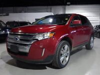 2011 Ford Edge AWD LIMITED $205  B/W Zero Down!