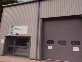Office/Warehouse unit to let - flexible terms £9000.00 PA