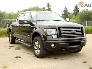 2012 Ford F-150 FX4 4x4 SuperCrew Cab 6.5 ft box