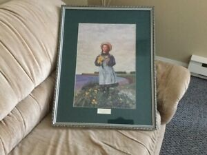 Framed Anne of Green Gables Poster