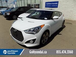 2014 Hyundai VELOSTER Leather/Moonroof/Nav