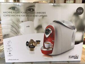 Cafétière Caffitaly S04 neuve