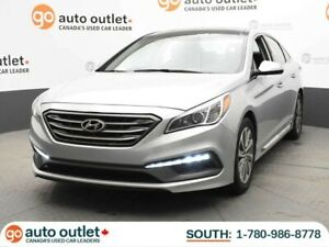 2015 Hyundai Sonata 2.4L Limited, Panoramic Sunroof, Powered Sea