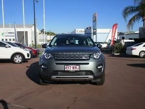 2015 Land Rover Discovery Sport L550 16.5MY Td4 HSE Grey 9 Speed Sports Automatic Wagon Toowoomba Toowoomba City Preview
